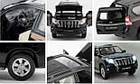 Коллекционный автомобиль Toyota Land Cruiser Prado (черный), фото 2