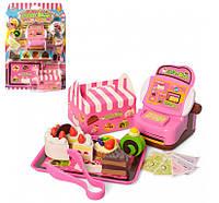 Игрушечный магазин KDL888-11D кассовый аппарат сладости