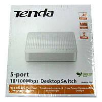 Свитч TENDA S105 Switch-5  port  10/100M