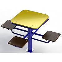 Стол для игр на площадку