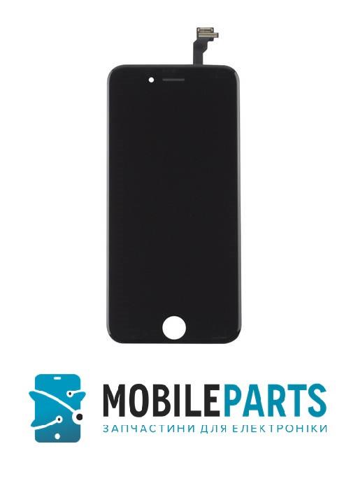 Дисплей для телефона Apple iPhone 6 с сенсорным стеклом (Черный) Оригинал