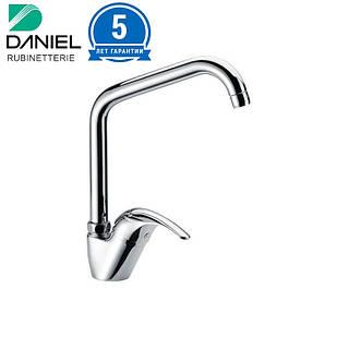 Смеситель для кухни однорычажный Италия DANIEL SA1617
