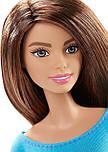 Кукла Барби Йога Двигайся как я (Barbie Made to Move Barbie Doll, Blue Top), фото 6