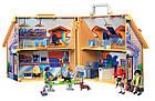 Игрушечный домик для кукол Playmobil 5870 Ветеринарная клиника, фото 2
