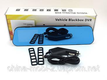 Car DVR L707 Vehicle Blackbox видеорегистратор зеркало заднего вида с одной камерой
