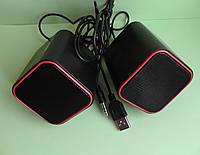 Стерео колонки USB компьютерные SK-473, фото 1