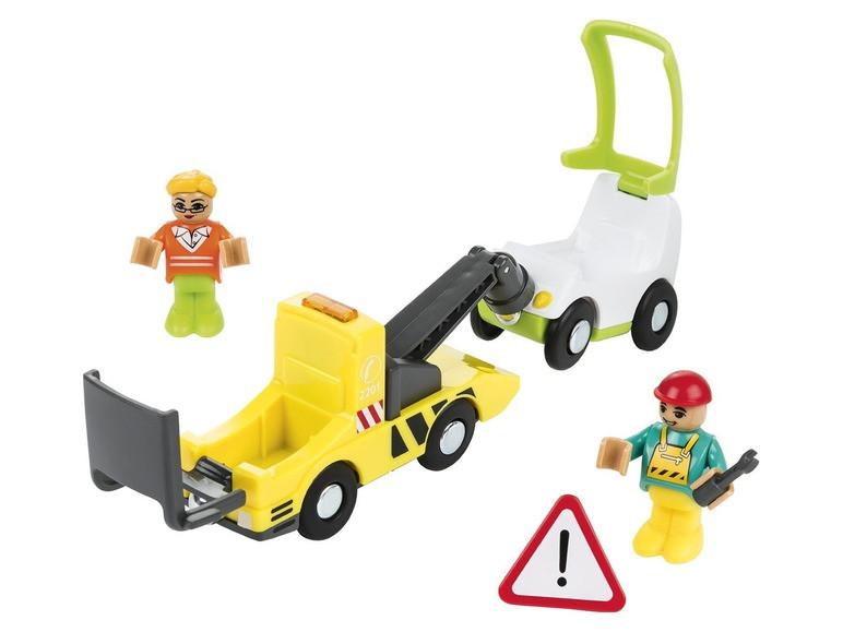 Набор Эвакуатор для деревянной железной дороги Playtive Junior