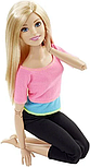 Кукла Барби Йога Двигайся как я (Barbie Made to Move Doll Pink Top), фото 4