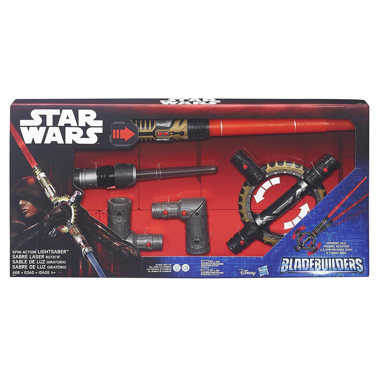 Световой меч Звёздные Войны Star Wars BladeBuilders