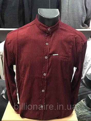 Велюрова сорочка  GM, фото 2