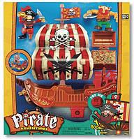 Игровой набор Пиратский корабль Keenway