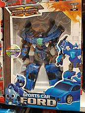 Трансформер Mini Force робот 527-1/2/3/4, фото 3