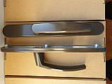 Ручка дверная нажимная Victory коричневая оригинал Польша, фото 2