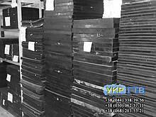 Техпластина МБС / Гума МБС 8 мм 0,5х0,5м