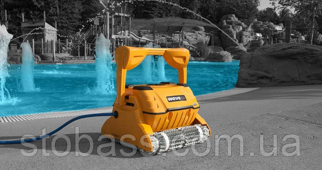 Робот очиститель для бассейна Dolphin WAVE50