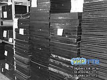 Техпластина МБС / Гума МБС 10 мм 0,5х0,5м