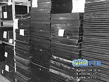Техпластина МБС / Гума МБС 12 мм 0,5х0,5м