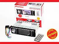 """Автомагнитола Pioneer 4019 ISO с экраном 4.1"""" дюйма AV-in, фото 1"""