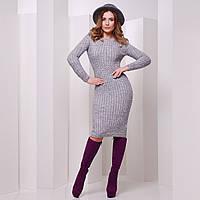 """Сукня жіноча тепле в'язане """"Ауріка"""", фото 1"""