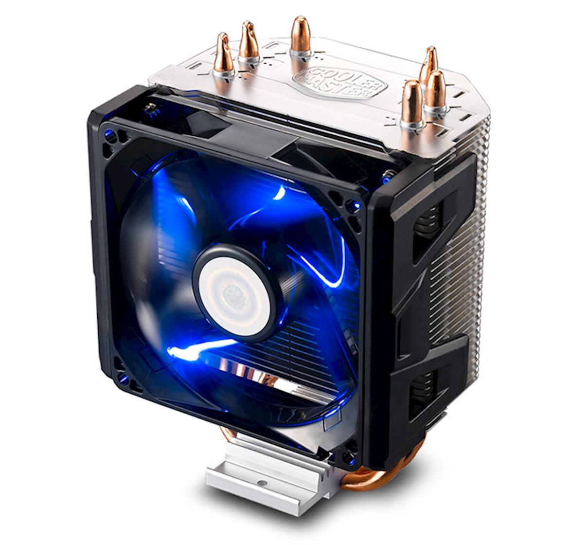 Кулер процессорный Cooler Master Hyper 103 Intel:LGA2011/1366/1156/1155/1150/775 и AMD:FM2/FM1/AM3+/AM3/AM2