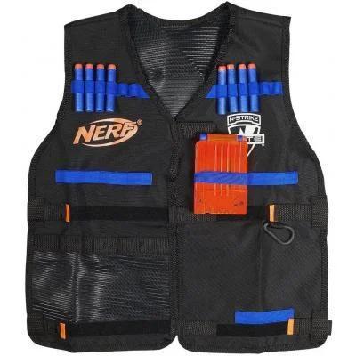 Игрушечное оружие Hasbro Nerf ЭЛИТ Жилет агента (A0250)