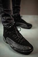 Мужские кроссовки Nike Air Jordan 12 \ Найк Аир Джордан \ Чоловічі кросівки Найк Аір Джордан
