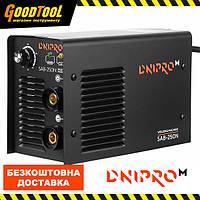 Зварювальний апарат IGBT Dnipro-M SAB-250N