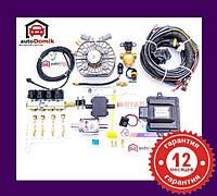 ГБО 4-го покоління Stag200 GoFast4 - KME Silver - AC W01-4cyl