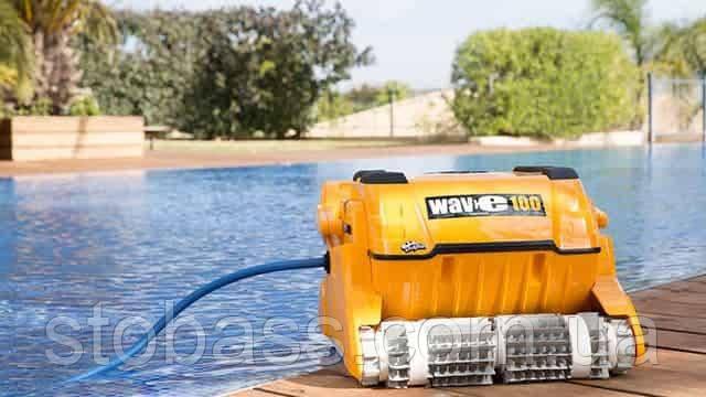 Робот очиститель для бассейна Dolphin WAVE100