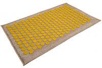 Коврик массажно-акупунктурный Igora Lounge medium, желтый (ОХ LS-1001-3), фото 1