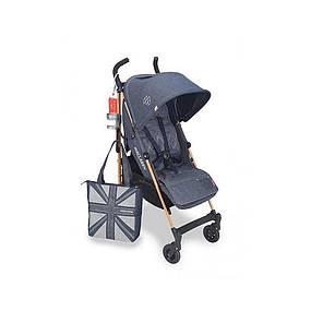Прогулочная коляска-трость Maclaren Quest Denim Style Set Indigo, фото 2