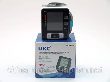 UKC BLPM-29 автоматический тонометр напульсный измеритель давления