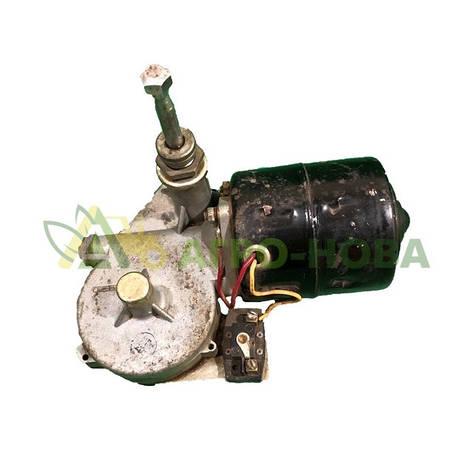 Электропривод стеклоочистителя ЮМЗ, фото 2