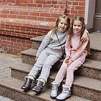 Костюм вязаный от малыша до подростка 3-18 лет, фото 1