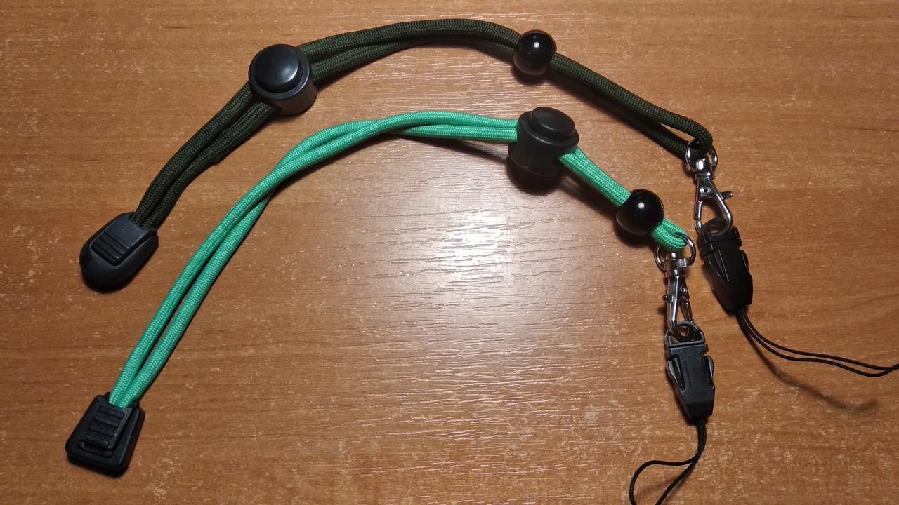 Темляк (зелёный, хаки)