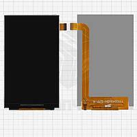 Дисплей для Fly IQ4491 Quad ERA Life 3, 23 pin, Original, #X4030F0003/FPC040W0H-S7P-A/10.01.0241