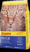 Josera (Йозера) Daily Cat сухой беззерновой корм для кошек, 2 кг