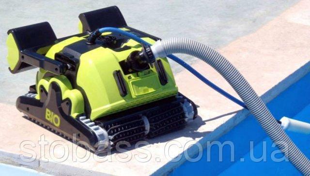 Робот очиститель для биобассейнов и прудов Dolphin BIO