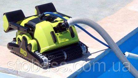 Робот очиститель для биобассейнов и прудов Dolphin BIO, фото 2