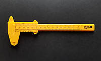 Штангенциркуль пластиковый 150 мм (0.05 мм) VOREL