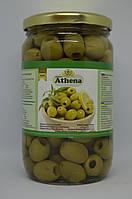 Оливки Athena без косточки, 700/360 грамм, фото 1