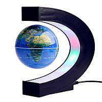 Глобус левитационный с подсветкой