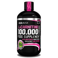 L-carnitine 100.000 Liquid 500ml, BioTech