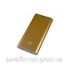 Внешний аккумулятор Power bank XIAOMI 20800 Mah батарея Золотой