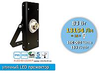 Яркий LED прожектор на американских диодах CREE, аналог прожектора 250W