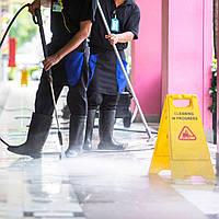 7 порад для професійного прибирання на підприємстві