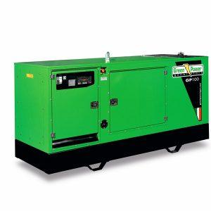 Дизельный генератор 24 кВт GREEN POWER GENERATORS GP33S/I-N* (ИТАЛИЯ)