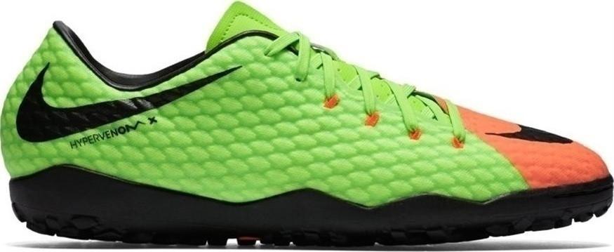 Детские сороконожки Nike Hypervenom Phelon TF (852562 308) - Оригинал