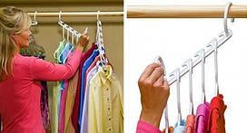 Вешалка для одежды Wonder Hanger 8 в 1