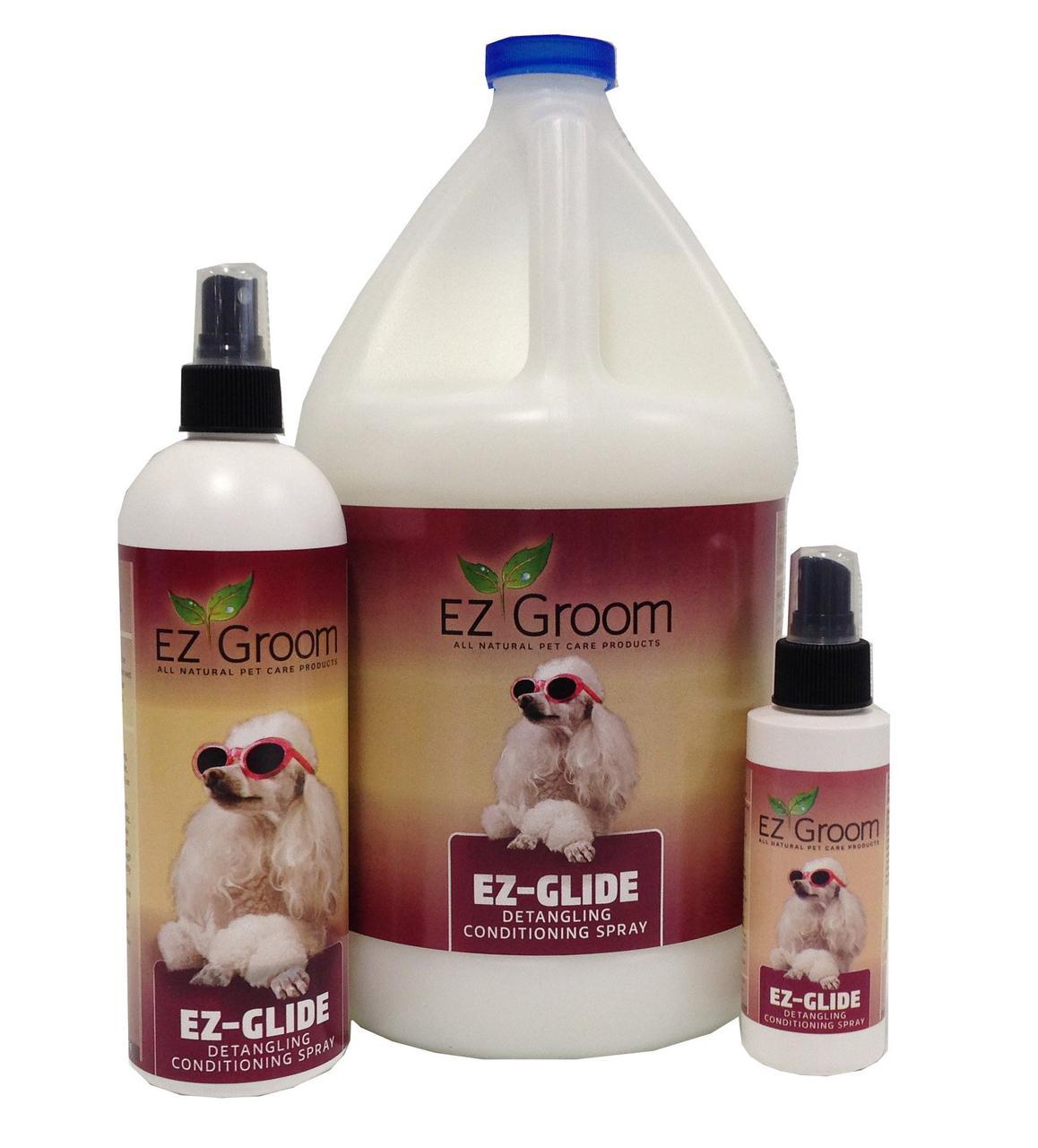 Кондиционер-спрей для собак и кошек E-Z Glide De-Tangler